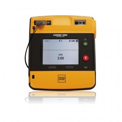 Défibrillateur AED Lifepak 1000