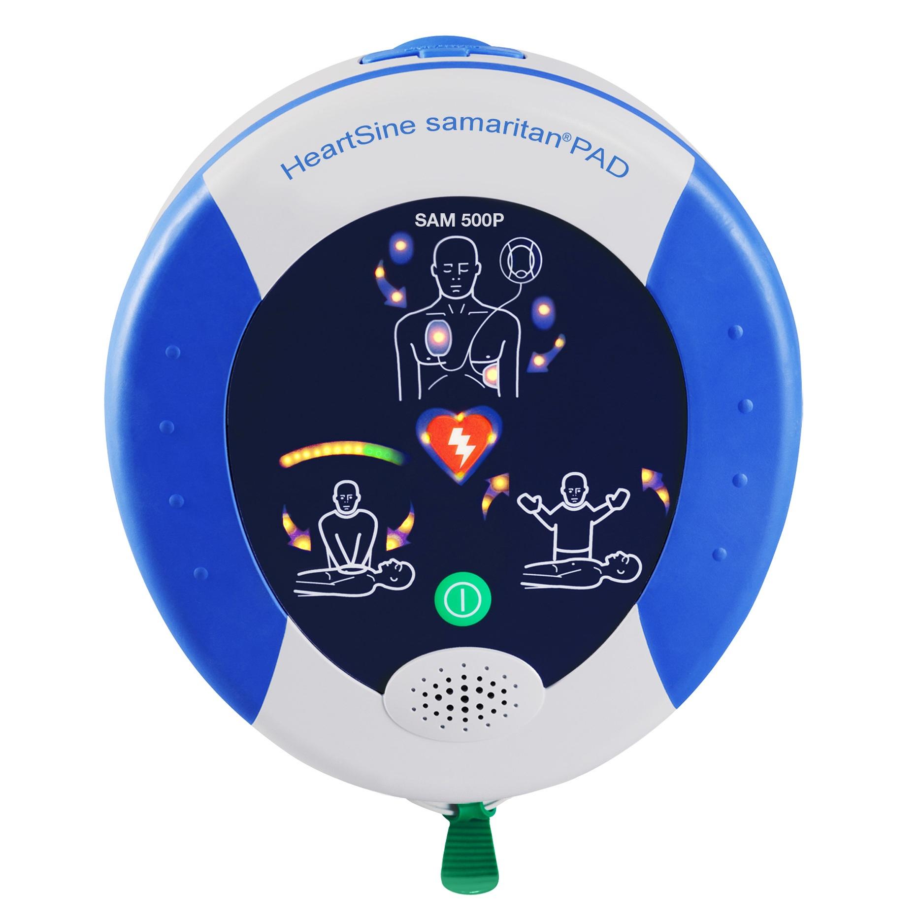 Défibrillateur Samaritan PAD 500P