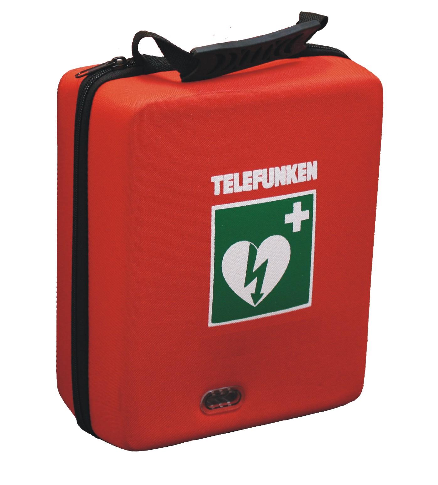 Défibrillateur AED Telefuken FA1