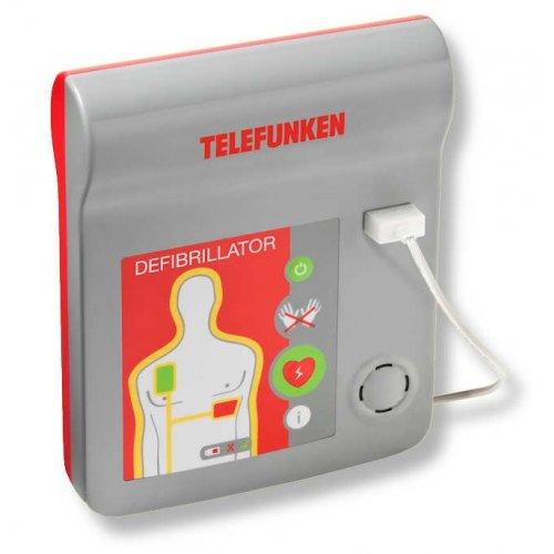 Défibrillateur AED Telefuken HS1
